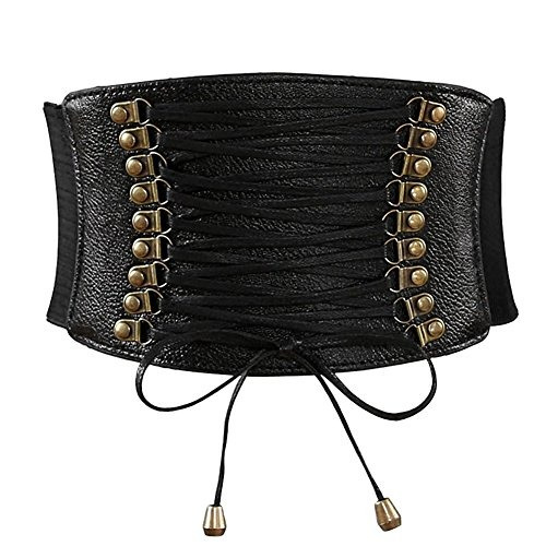 Cinturón De Cintura Elástico Ancho Para Mujer Moyoto Para ... 7e678654c360