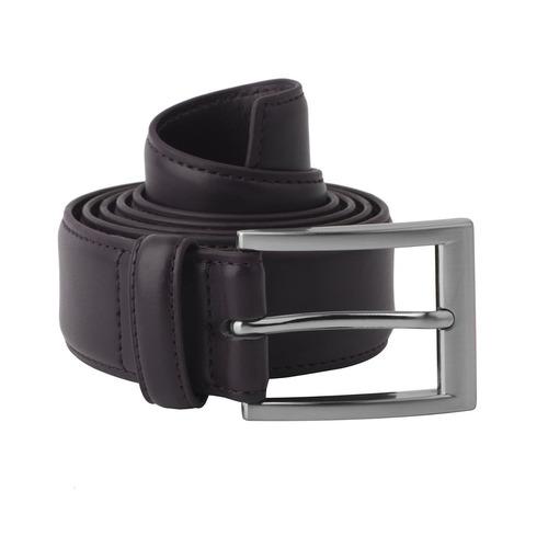 cinturón de cuero clásico del vestido de los hombres de gela