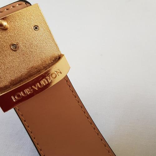cinturon de  cuero  estilo frances