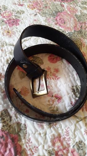 cinturon  de cuero /hombre