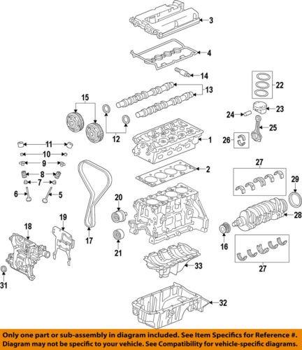 cinturón de distribución gm engine-engine 24422964