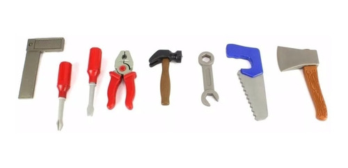 cinturón de herramientas con casco para niños