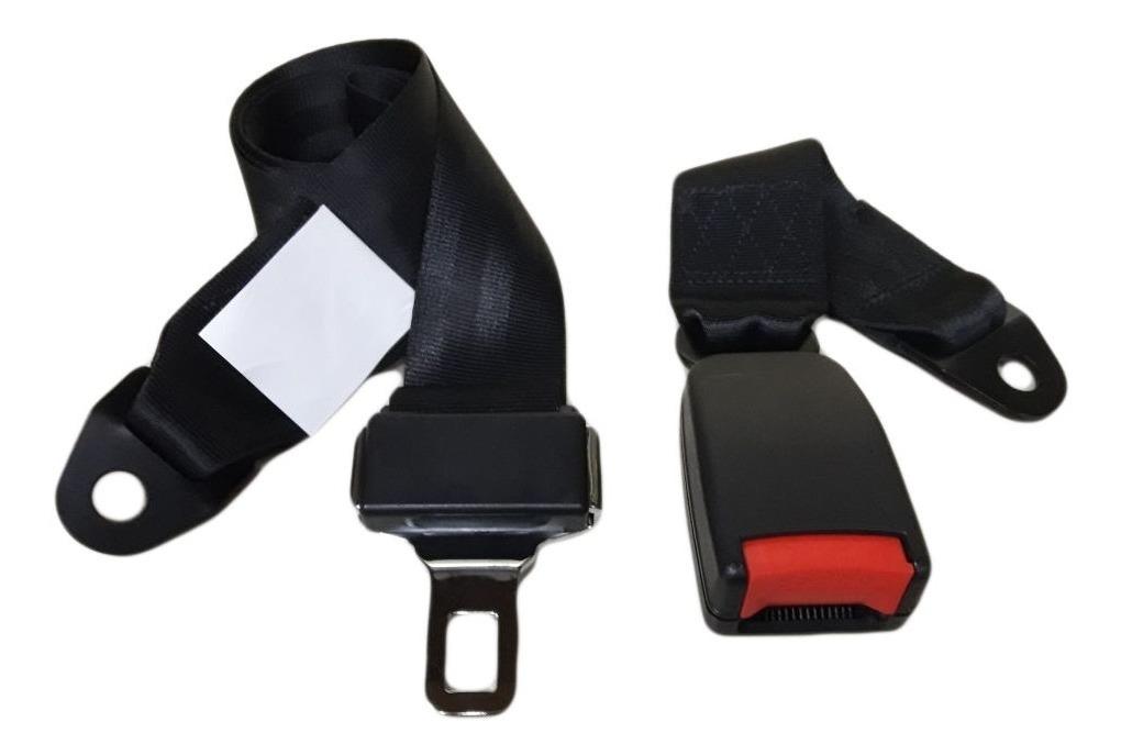 51c1b4e9fc2 Cinturón De Seguridad 2 Puntos Universal Reforzado Jab