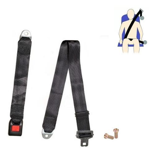 cinturon de seguridad de 3 puntos universal completo