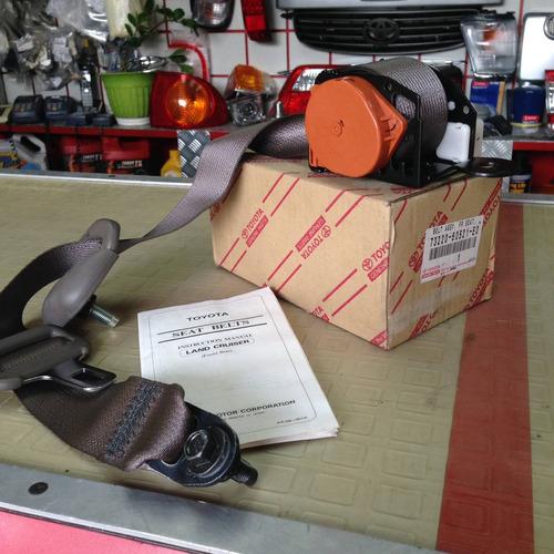 cinturon de seguridad delantero izquierdo toyota machito/hem