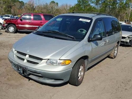 cinturon de seguridad dodge caravan 1995-2000