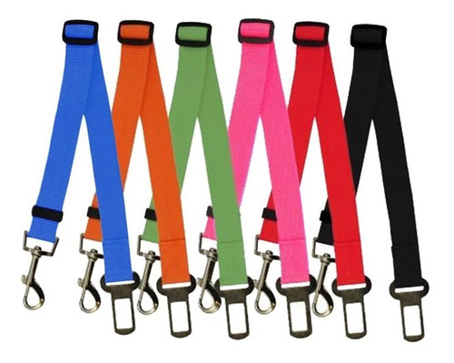 cinturón de seguridad para mascotas, perros gatos canil
