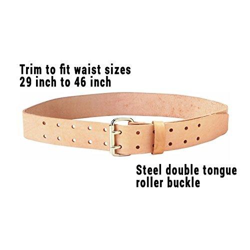 Cinturón De Trabajo De Cuero Clc Custom Leathercraft 9841 -   38.539 ... fd0956272cb4