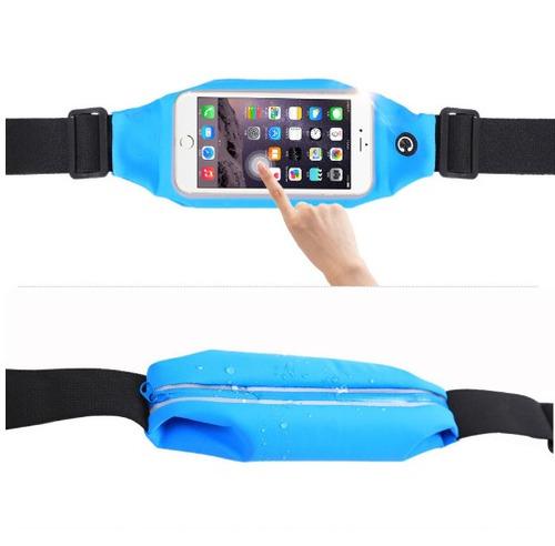 cinturon deportivo cangurera gym correr huawei p10 plus