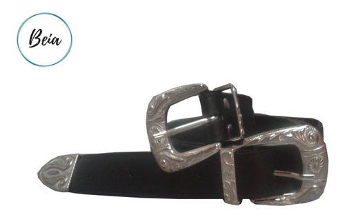 cinturon doble hebilla tejana para mujer todas las medidas!