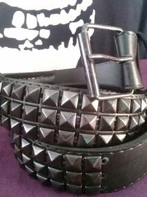venta minorista 42a8a e5d87 Spikes Estoperoles - Cinturones en Mercado Libre México