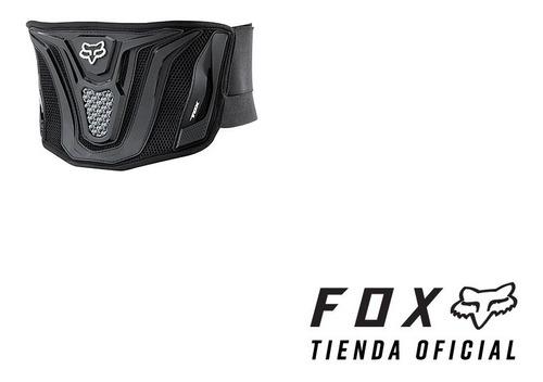 cinturon fox black belt #07036-014 - tienda oficial