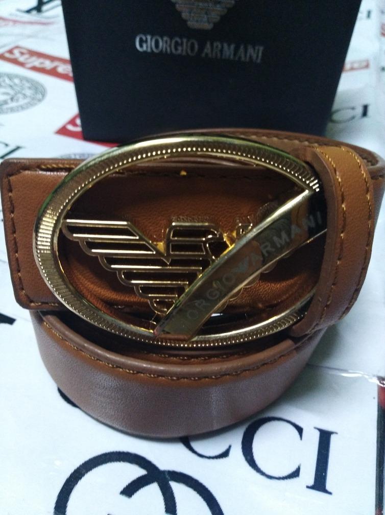 super barato se compara con online captura Cinturón Giorgio Armani Cod 79