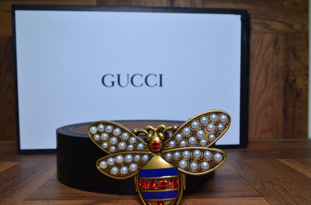 c9735f006a7a1 Cinturon Gucci Abeja Para Dama Envio Gratis -   699.00 en Mercado Libre