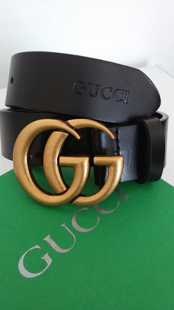 zapatos de separación 8154f 11983 Cinturon Gucci Doble G