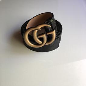 58ec3da1307 Cinturon Gucci Doble G Cinturones Hombre - Accesorios de Moda en Mercado  Libre México