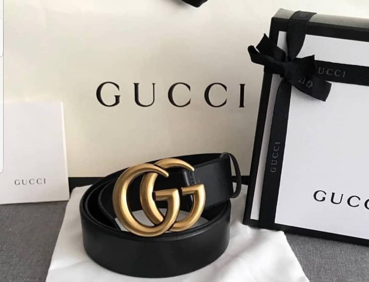 2301b1301 Cinturon Gucci Original - $ 3,000.00 en Mercado Libre