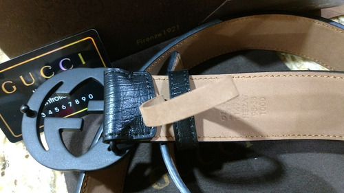 cinturon gucci original