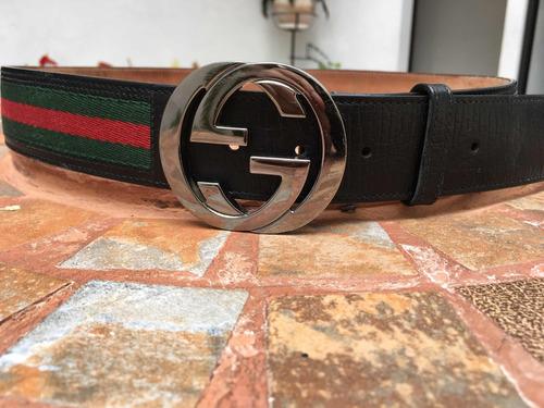 cinturón gucci original hombre