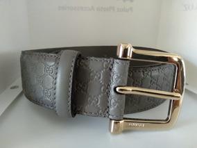 e9b42746d Cinturon Gucci Original Barato - Cinturones Gucci en Mercado Libre México