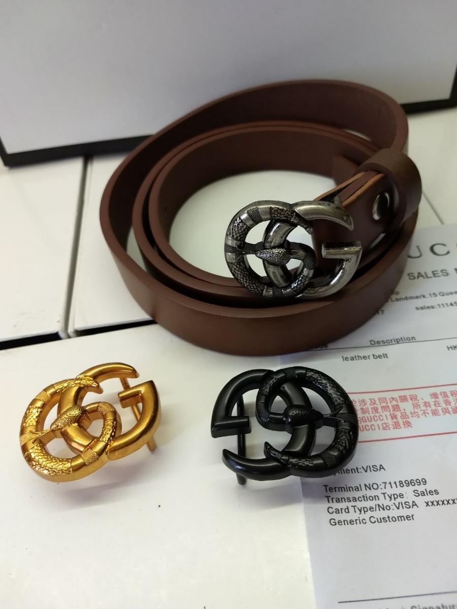 Cinturón Gucci Para Dama 524f7ce094c