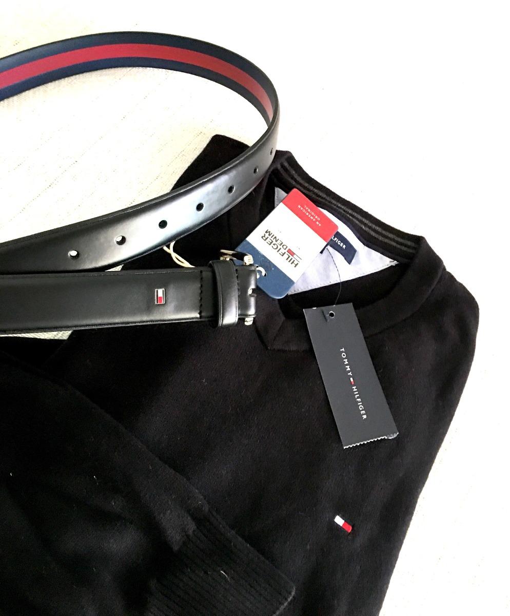 Tommy Hilfiger Cinturon Hombre Accesorios Remerav -   700 d20ce7607fa2