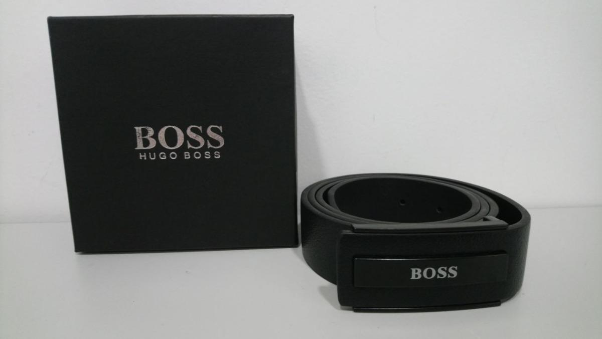 d7a528d07b2 Cinturon Hugo Boss Hombre Original -   265.000 en Mercado Libre