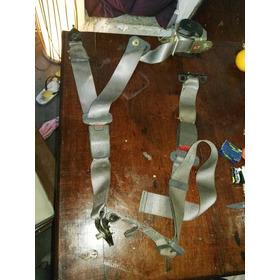 Cinturon Inercial Trasero Izq Mas Cinturon Central Rover