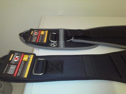 cinturon k6 unisex para pesas adactable solo ese modelo