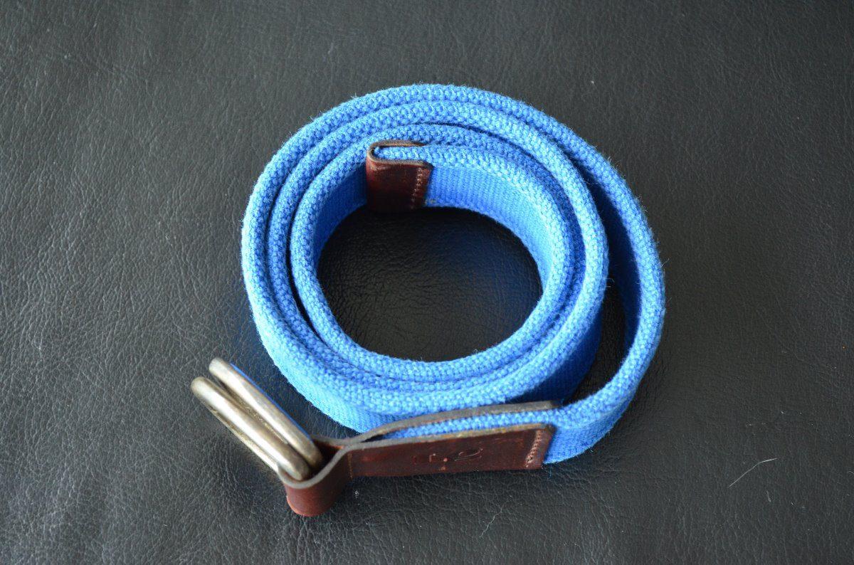 cinturon legacy azul de tela hombre. Cargando zoom. 7aec2079d877