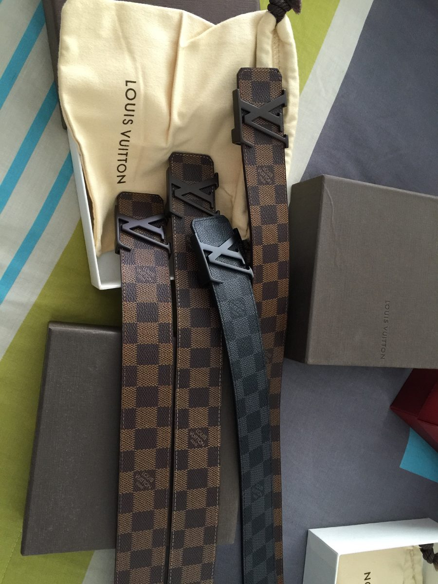 Cinturones Louis Vuitton Originales