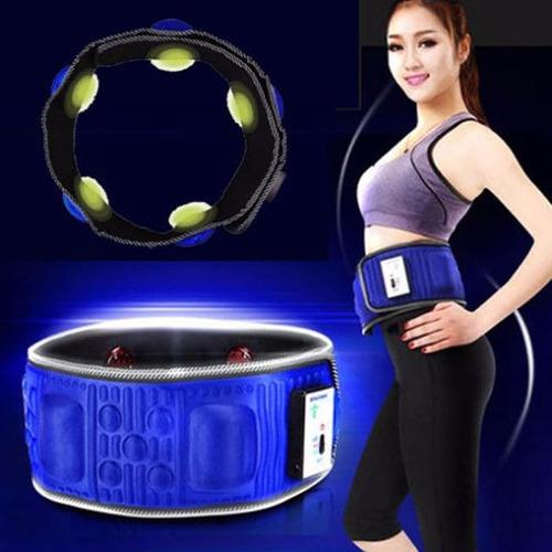 cinturon masajeador con magnetoterapia