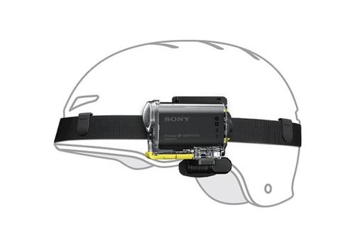 cinturon montura y clip cabeza sony action cam blt-chm1