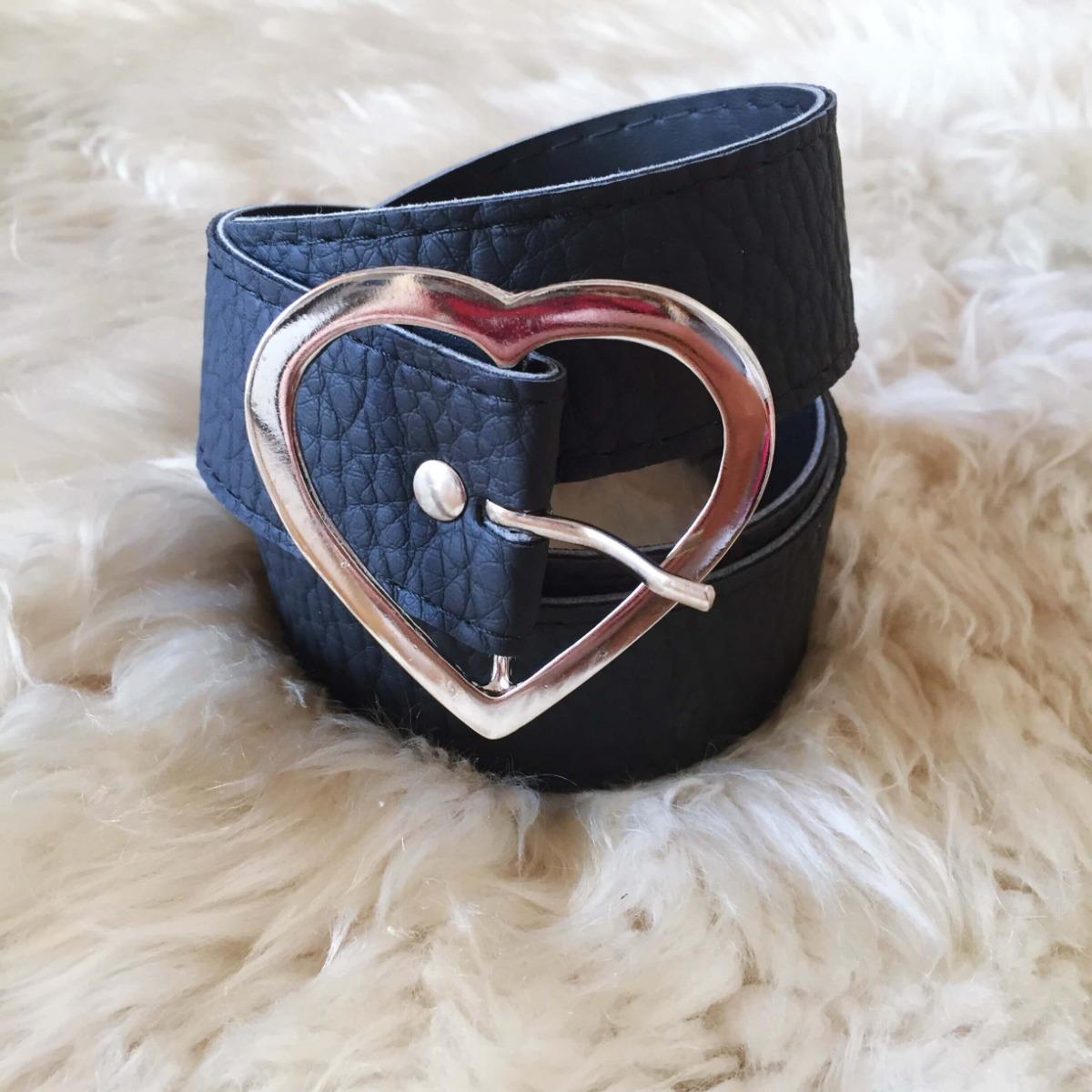 274b63447d513 cinturon mujer gucci gg doble hebilla circulo corazon negro. Cargando zoom.