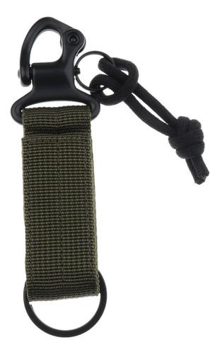 cinturón multiusos de nylon con hebilla de cinturón de