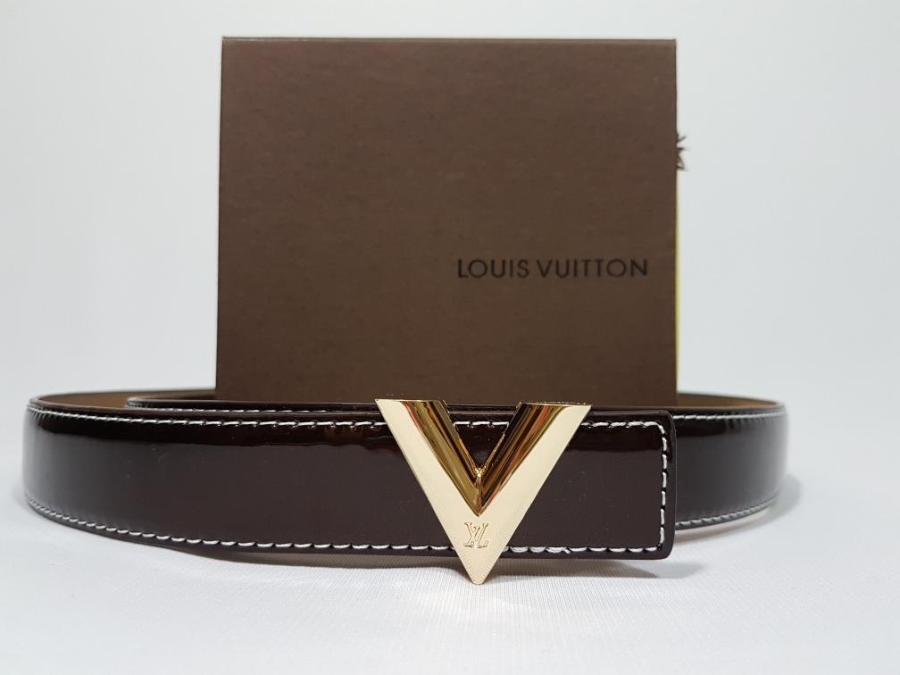 Cinturón Para Mujer Tipo Charol bc8ce20b146b