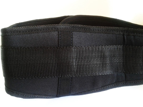 cinturón para pesas contorneado  haldex
