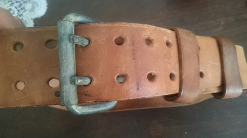 cinturón para pesas hecho en usa talla m hasta 34