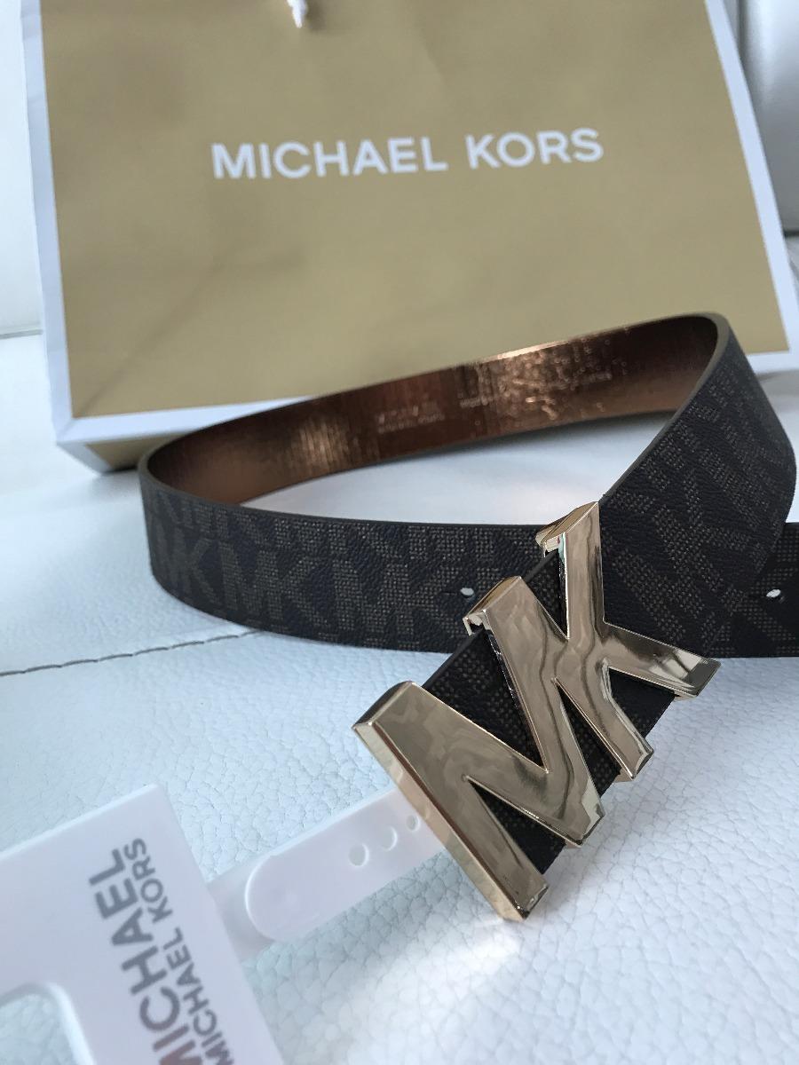 dbb43928e62 cinturón p/dama marca michael kors 100% original y nuevo. Cargando zoom.
