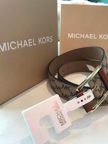 e4b202b22a2 Cinturón P/dama Marca Michael Kors 100% Original Y Nuevo ...