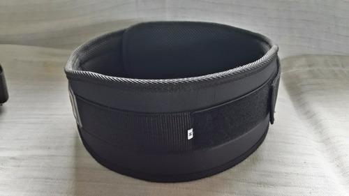 cinturon pesas gym 4 pulg sportsupply