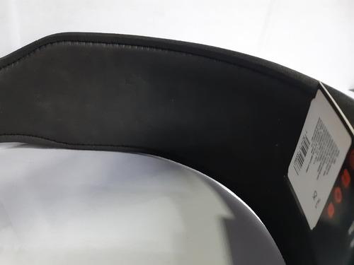 cinturon pesista piel forro eva marca verri fpx