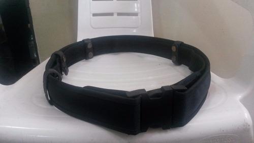 cinturon porta armamento swat de policia