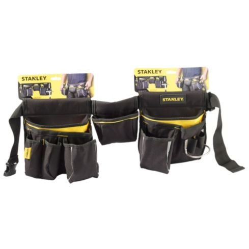 Cinturon Porta Herramientas 2 Compartimentos Stanley -   94.900 en Mercado  Libre 5ea9b949b747
