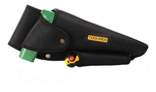 cinturon porta herramientas para roto martillo  toolmen t69