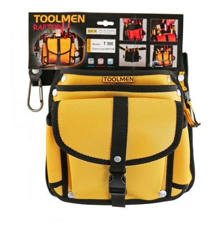 cinturón porta herramientas toolmen t900 raptor cinto 140 cm