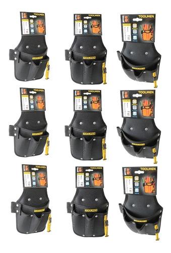 cinturón porta herramientas toolmen t92 x 12 unidades oferta