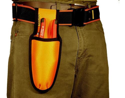 cinturon porta pinza estuche de herramientas toolmen t94