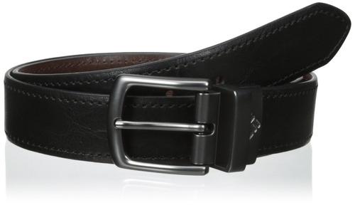 cinturón reversible adamine 1 3-8 pulg. columbia para hombre