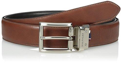 Cinturón Reversible De Vestir Tommy Hilfiger Para Hombre b4ace0ec74d9